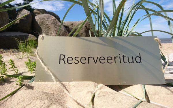 Hotel complex is reserved